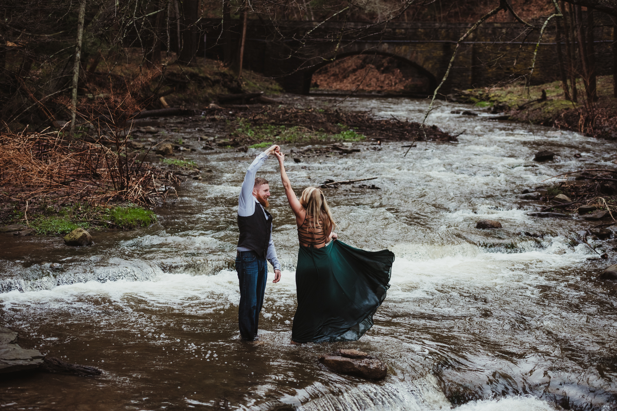Engagement Photography Letchworth New York