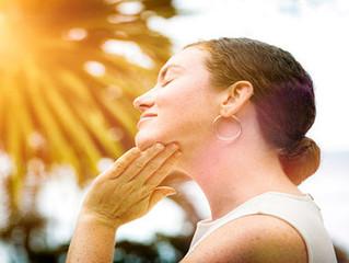 Carotenoids Protect Skin