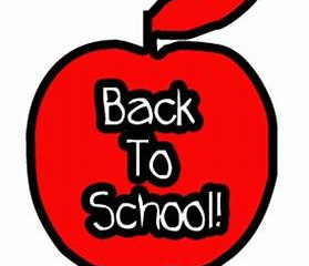 It's Back to School Time