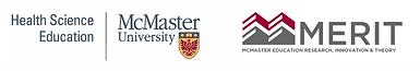HSED & MERIT Logos