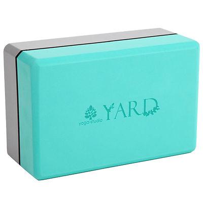 YARD ヨガブロック ワイド型