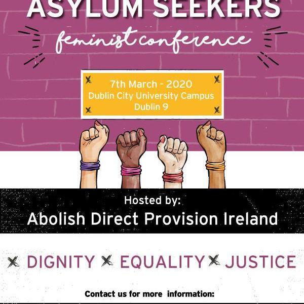 Asylum Seekers Feminist Conference