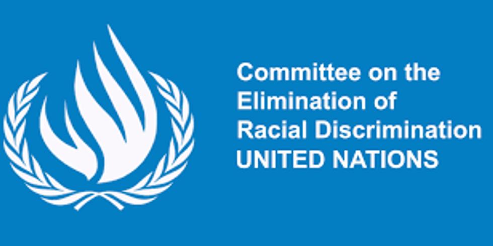 UN CERD Conference