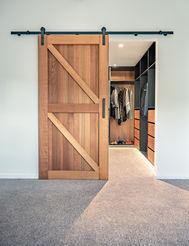 Sliding Door to Wardrobe