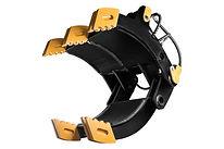 All Purpose Hydraulic Excavator Grab - Adjustabucket