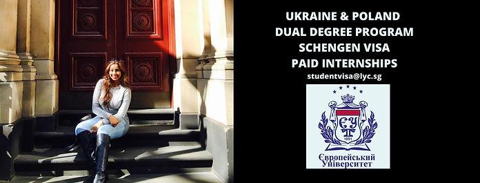 nUKRAINE & POLAND DUAL DEGREE PROGRAM SC