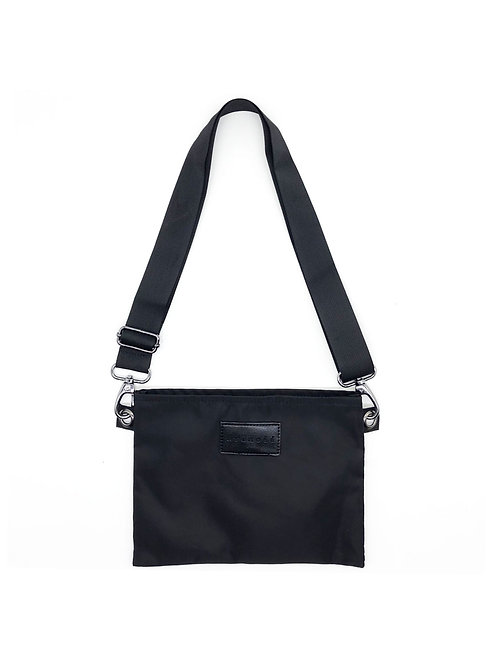 TAKE-OUT BAGS Landscape black