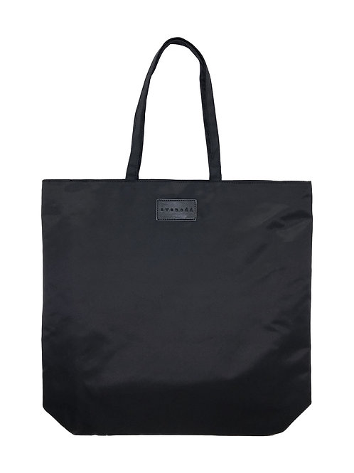 TAKE-OUT BAGS Paper tote black