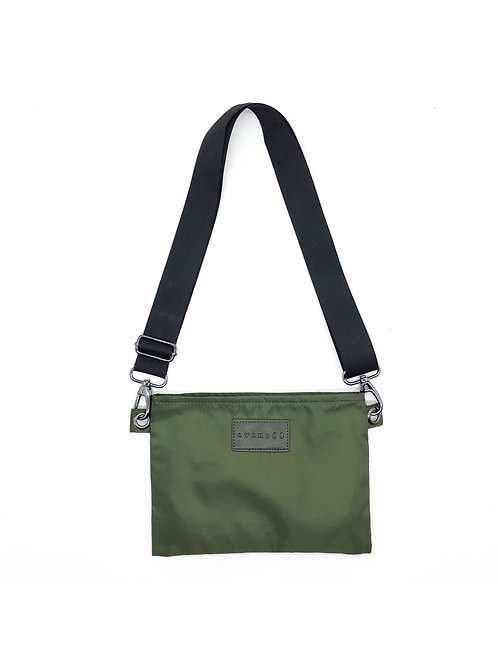 TAKE-OUT BAGS Landscape olive