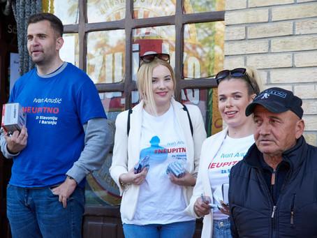 #Neupitno za Levanjsku Varoš, Drenje i Satnicu Đakovačku