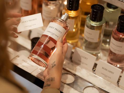Maison Christian Dior e le fragranze per le Feste 2020