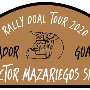 REGLAMENTO DEL RALLY DUAL TOUR VICTOR MAZARIEGOS 2020