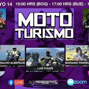 LIVE FIM LATINOAMÉRICA: ASUNTO MOTOTURISMO