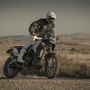 Yamaha T7 a la batalla del off road