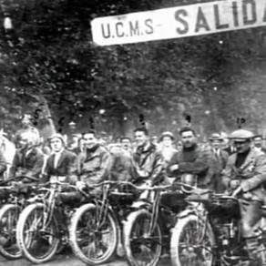 INICIOS DEL MOTOCICLISMO / HISTORY CHANNEL