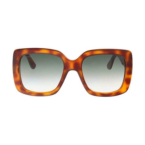 Gucci GG0141S 002 53 women's sunglasses