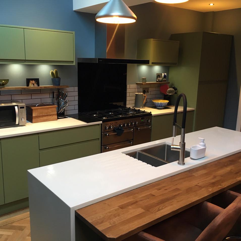 Lucerne Handless Kitchen