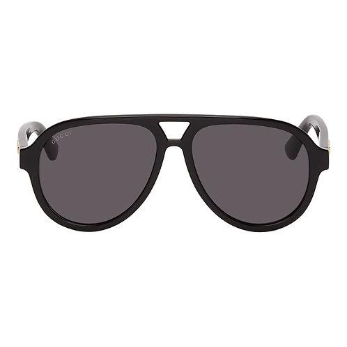 Gucci GG0767S 001 57 men's sunglasses