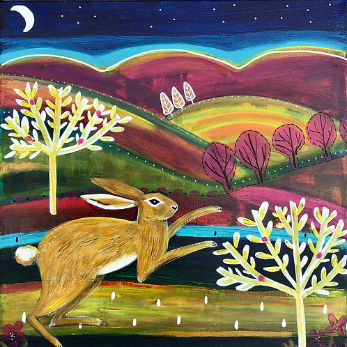 Dance of the Solstice Hare