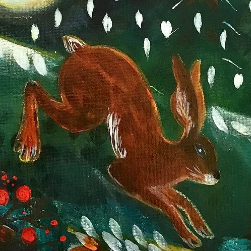 Hurry Home Hare
