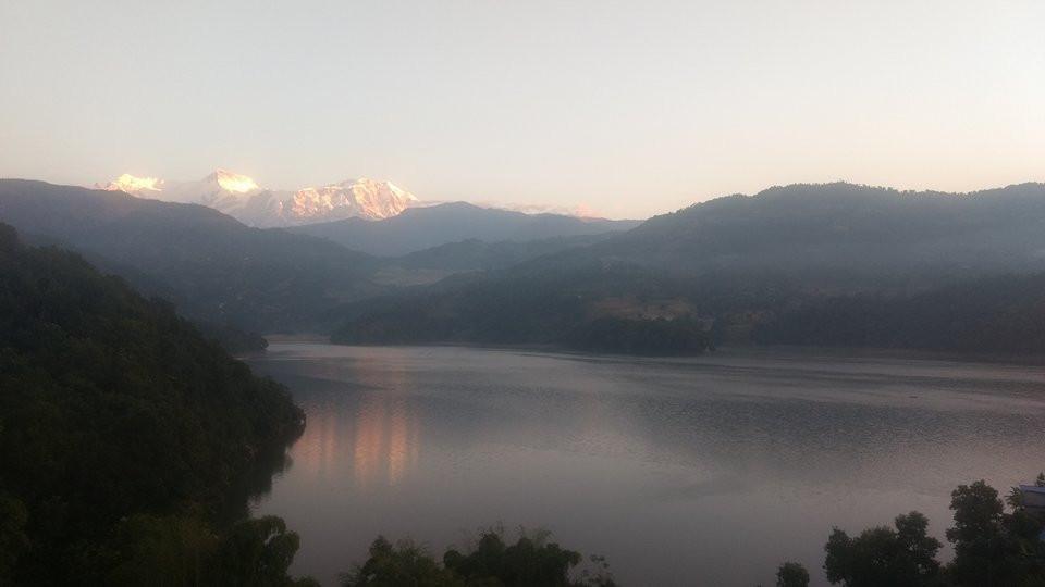 Begnas Lake, Pokhara Nepal