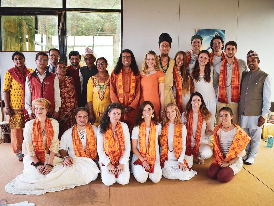TTC graduation with students