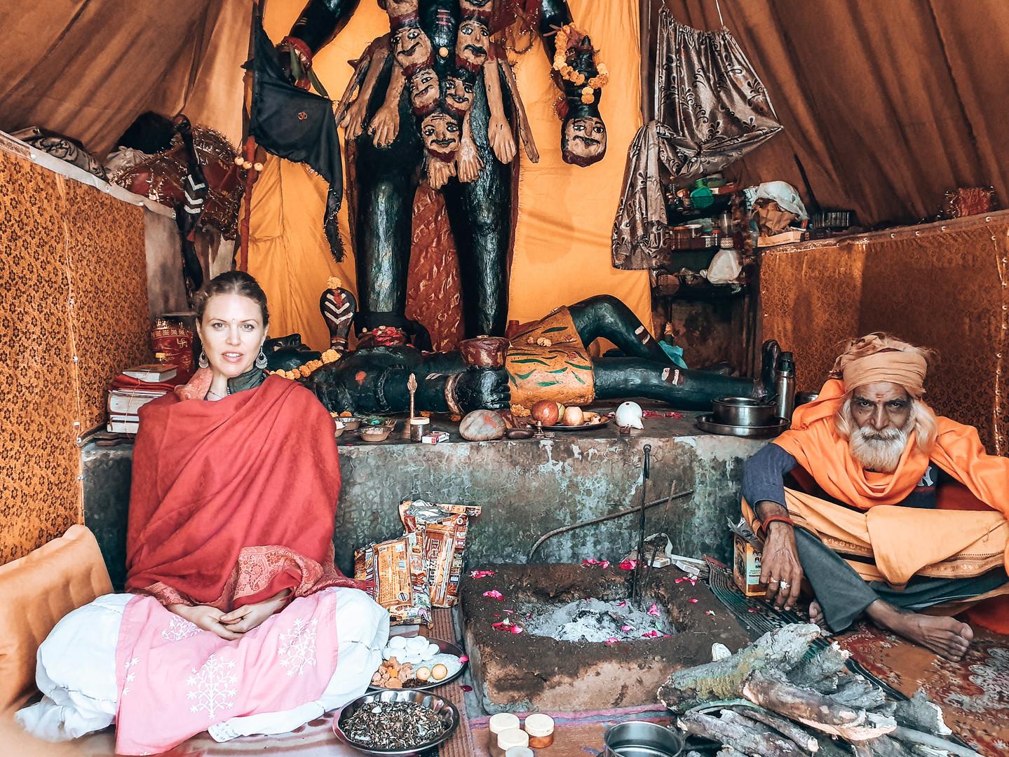 Kali Ghat Rishikesh 2019