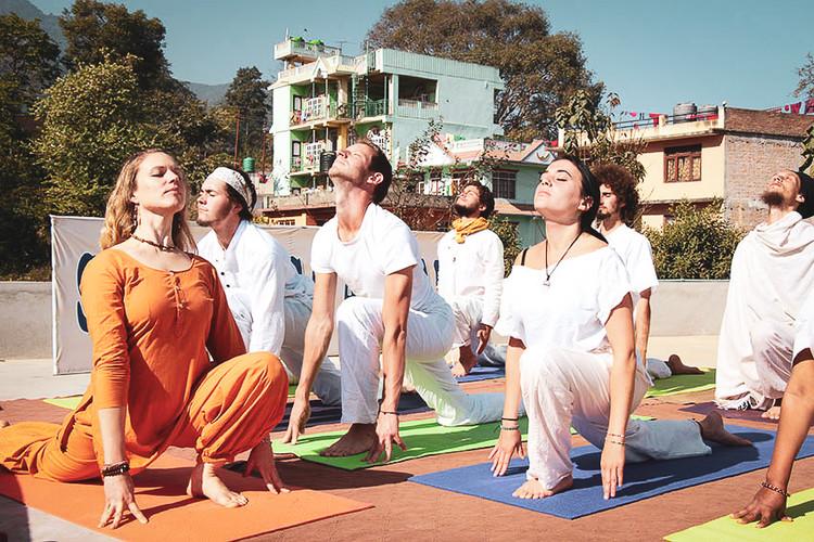 Shanti Yoga Ashram 2015