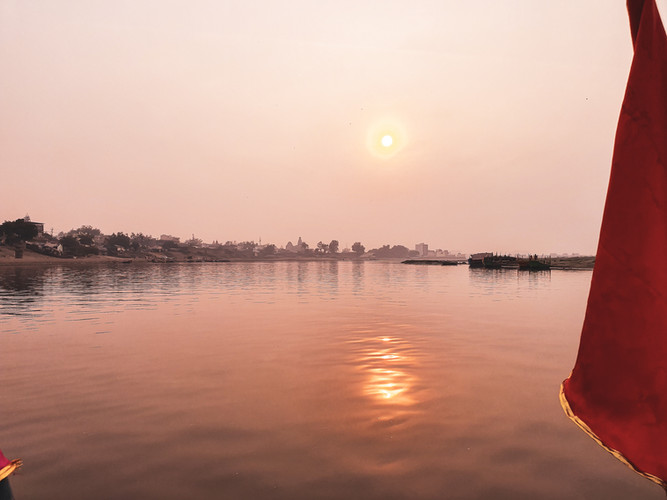 Yamuna River, Vrindavan