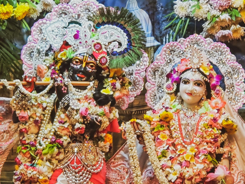Radha Shyamasundar, Krishna Balaram Mandir