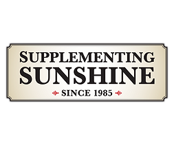 Supplementing Sunshine Since 1985