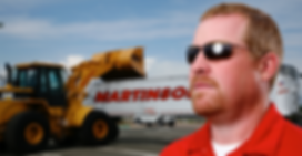 Chad Lunde, Martinson Services, Denver, Colorado