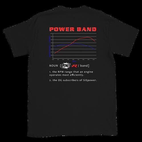 Power Band T-shirt