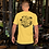 Thumbnail: Next Level Yellow T-shirt (back)