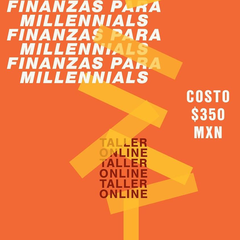 Taller Finanzas para Millennials (Grabación)