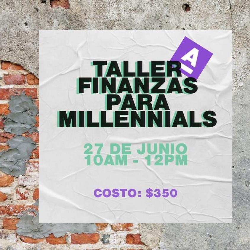 Taller 101 de Finanzas para Millennials