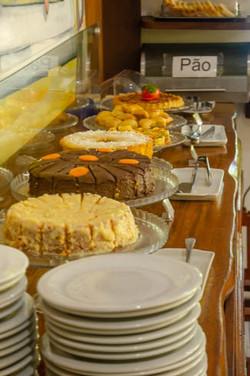Cocina y comida - Hotel Borboleta