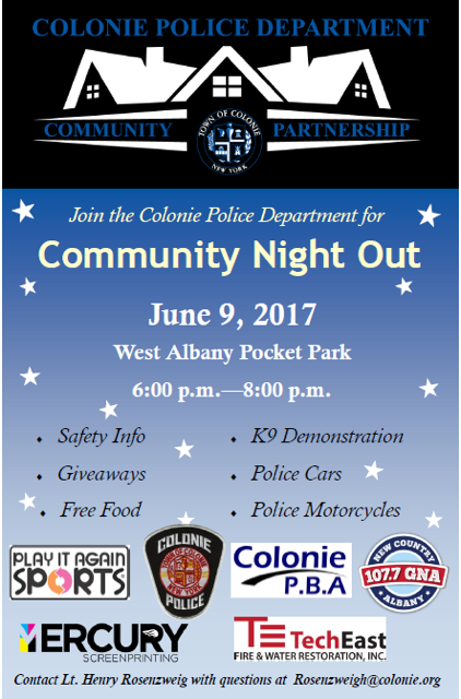 Community  Night Out