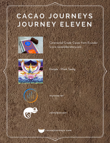 Journey Eleven - November 2017