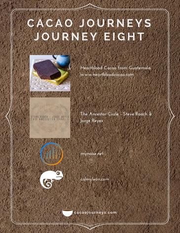 Journey Eight - August 2017