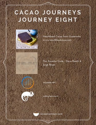 Journey Eight - August 2017