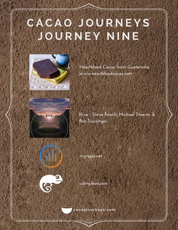 Journey Nine - September 2017