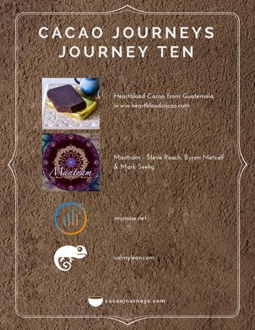 Journey Ten - October 2017