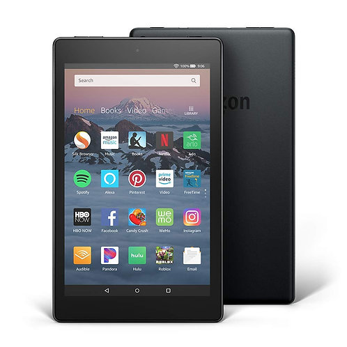 Fire HD Tablet; Retail Price $80.00