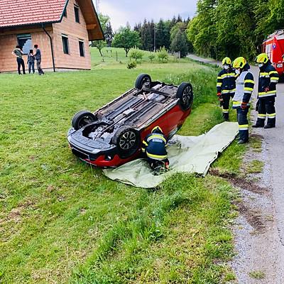 Verkehrsunfall 30.4.2020