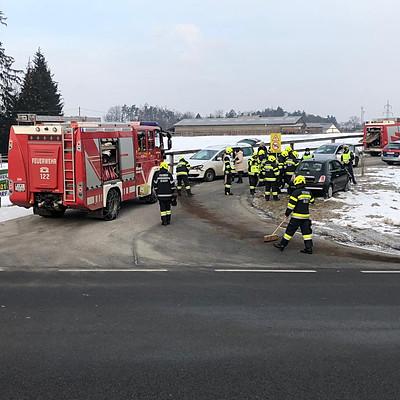 Verkehrsunfall Höllberg