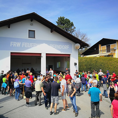 Ostermontag -Wanderung  2019