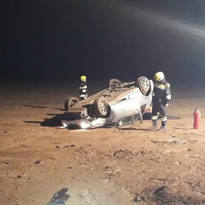 Verkehrsunfall L336 Attendorf