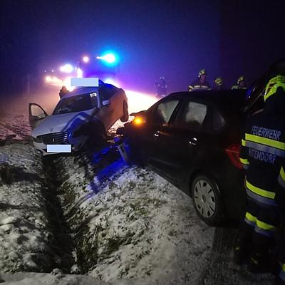 Verkehrsunfall L336