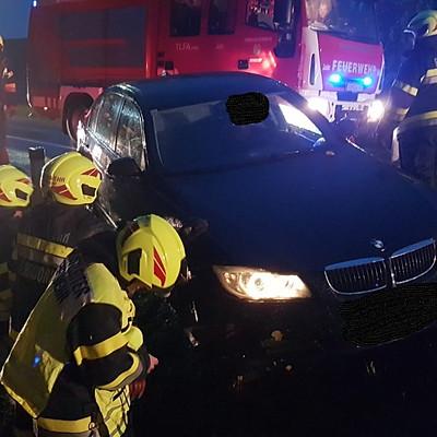 Verkehrsunfall L315 Abzw. ESV